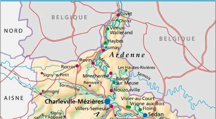 Ardennes - Département