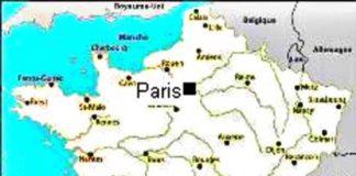 Carte de Dijon - Plan