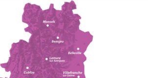 Rhône département