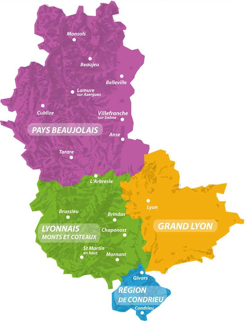 Rhône – Département 69