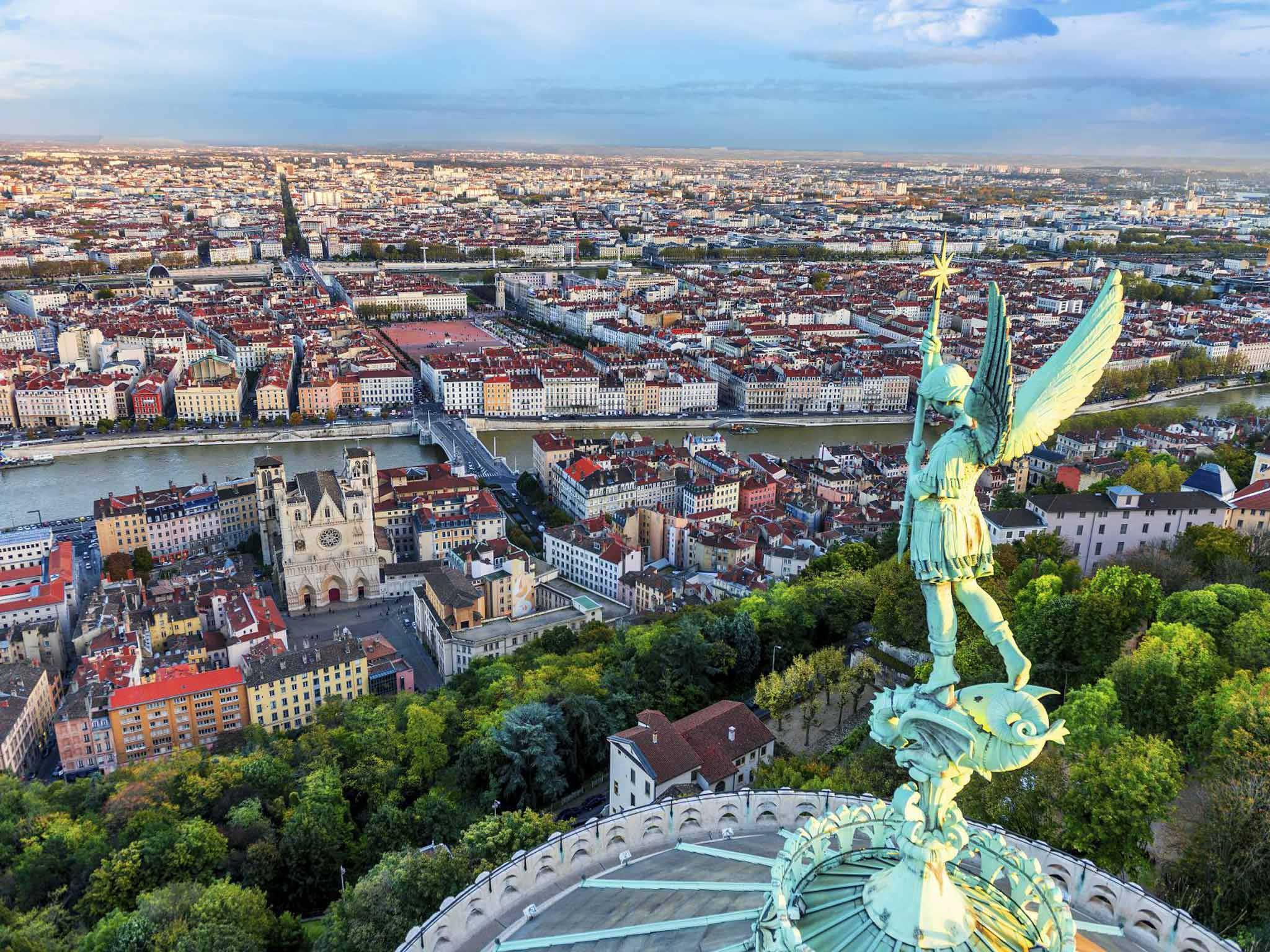 Lyon – Région Rhône-Alpes
