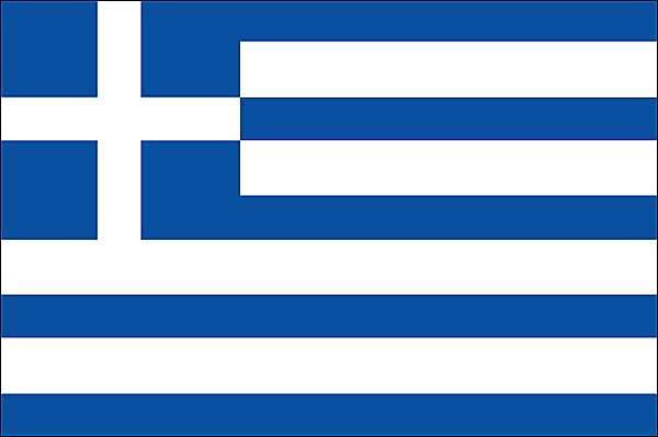 Grèce – Drapeau