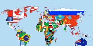Jamaïque - Carte du monde