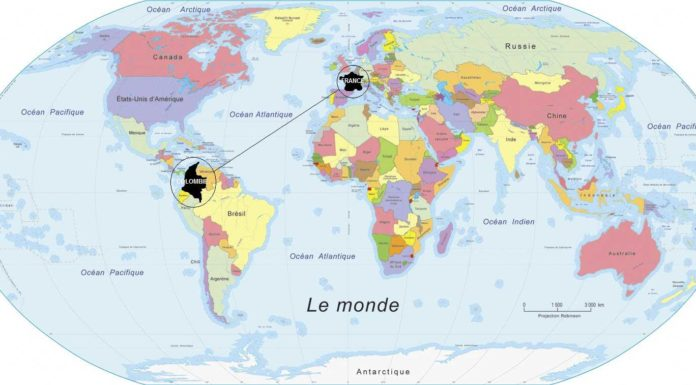 carte du monde sur la jamaique pictures to pin on pinterest pinsdaddy. Black Bedroom Furniture Sets. Home Design Ideas