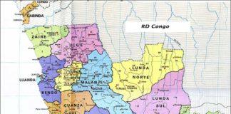 Carte-Angola