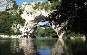 Rivière de l'Ardèche
